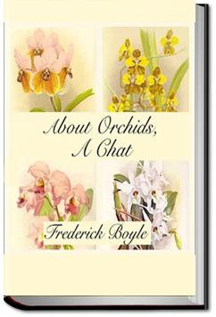 About Orchids | Frederick Boyle