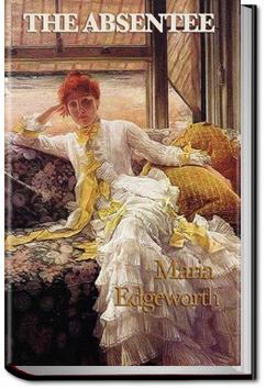 The Absentee   Maria Edgeworth