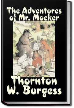 The Adventures of Mr. Mocker | Thornton W. Burgess
