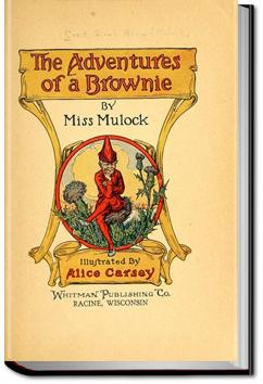 The Adventures of A Brownie | Dinah Maria Mulock Craik