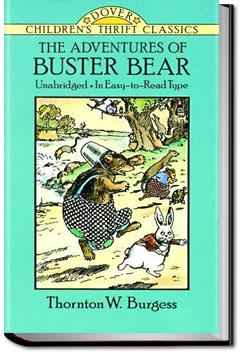 The Adventures of Buster Bear | Thornton W. Burgess