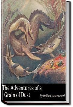 The Adventures of a Grain of Dust | Hallam Hawksworth