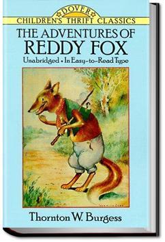 Adventures of Reddy Fox | Thornton W. Burgess