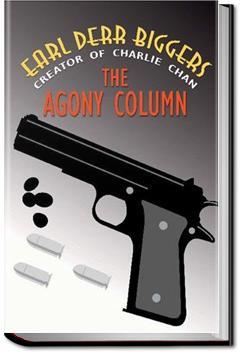 The Agony Column | Earl Derr Biggers