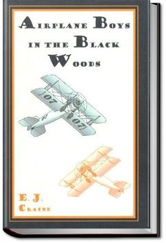 Airplane Boys in the Black Woods | E. J. Craine