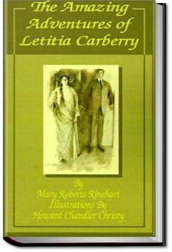 The Amazing Adventures of Letitia Carberry | Mary Roberts Rinehart