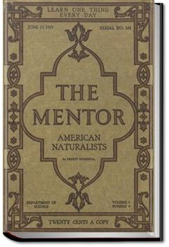 The Mentor: American Naturalists | Ernest Ingersoll