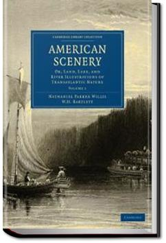 American Scenery - Volume 2 | Nathaniel Parker Willis