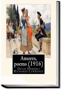 Amores | D. H. Lawrence