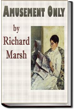 Amusement Only | Richard Marsh