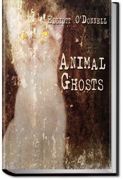 Animal Ghosts | Elliott O'Donnell