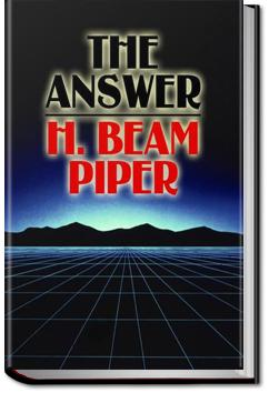 The Answer | H. Beam Piper