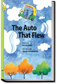The Auto That Flew | Pratham Books