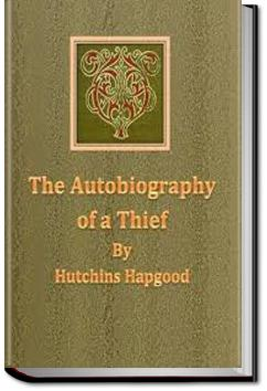 The Autobiography of a Thief | Hutchins Hapgood