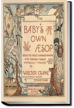 The Baby's Own Aesop | Walter Crane
