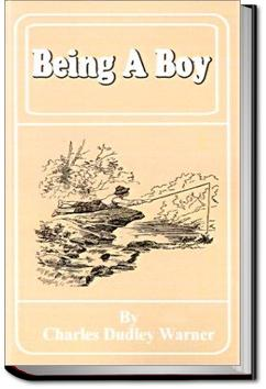 Being a Boy | Charles Dudley Warner