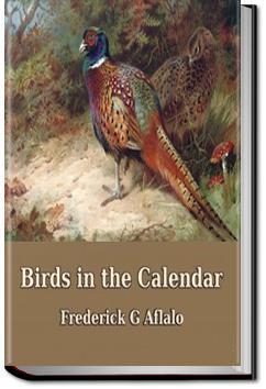 Birds in the Calendar | Frederick G. Aflalo