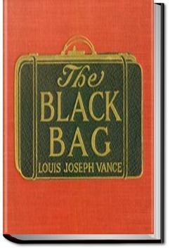 The Black Bag | Louis Joseph Vance
