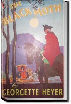 The Black Moth | Georgette Heyer