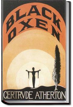 Black Oxen | Gertrude Atherton