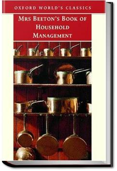 The Book of Household Management | Mrs. Isabella Beeton