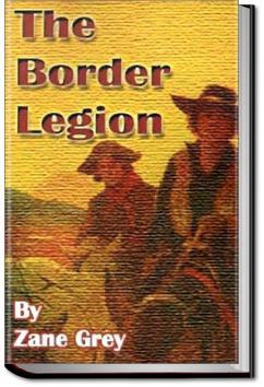 The Border Legion | Zane Grey
