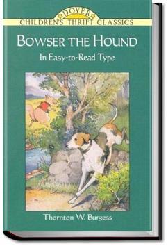 Bowser the Hound | Thornton W. Burgess