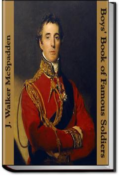 Boys' Book of Famous Soldiers | J. Walker McSpadden