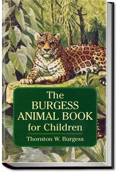 The Burgess Animal Book for Children | Thornton W. Burgess