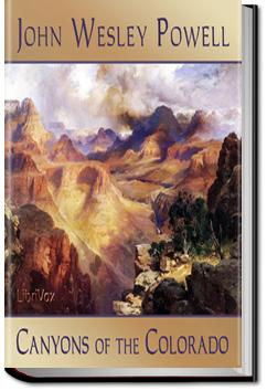 Canyons of the Colorado | John Wesley Powell