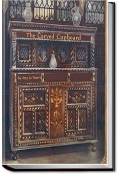 The Carved Cupboard | Amy Le Feuvre