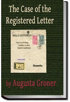 The Case of the Registered Letter | Auguste Groner