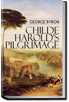 Childe Harold's Pilgrimage | Lord Byron