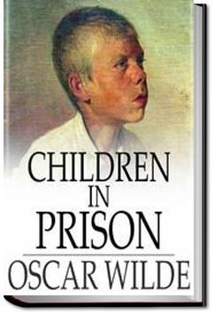 Children in Prison   Oscar Wilde