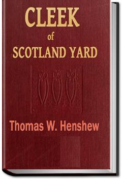 Cleek of Scotland Yard | Thomas W. Hanshew