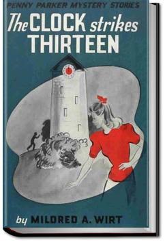 The Clock Strikes Thirteen   Mildred A. Wirt