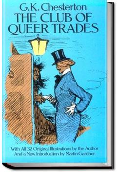 The Club of Queer Trades | G. K. Chesterton