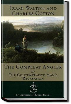 The Compleat Angler | Izaak Walton
