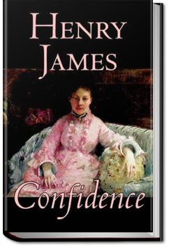 Confidence | Henry James