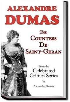 The Countess of Saint Geran | Alexandre Dumas