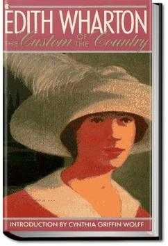 The Custom of the Country | Edith Wharton