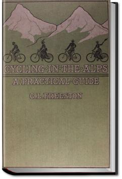 Cycling in the Alps | C. L. Freeston