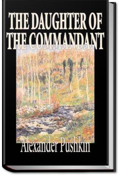 The Daughter of the Commandant | Alexander Pushkin