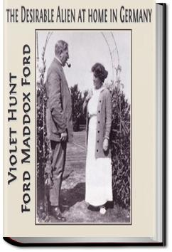 The Desirable Alien at Home in Germany | Violet Hunt and Ford Madox Ford