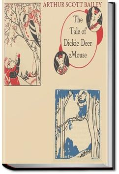 The Tale of Dickie Deer Mouse | Arthur Scott Bailey