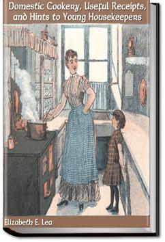 Useful Recipes, and Hints   Elizabeth E. Lea