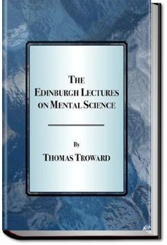The Edinburgh Lectures on Mental Science | Thomas Troward