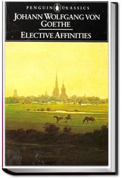 Elective Affinities | Johann Wolfgang von Goethe