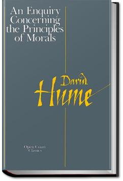An Enquiry Concerning the Principles of Morals | David Hume