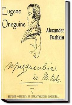 Eugene Oneguine | Alexander Pushkin